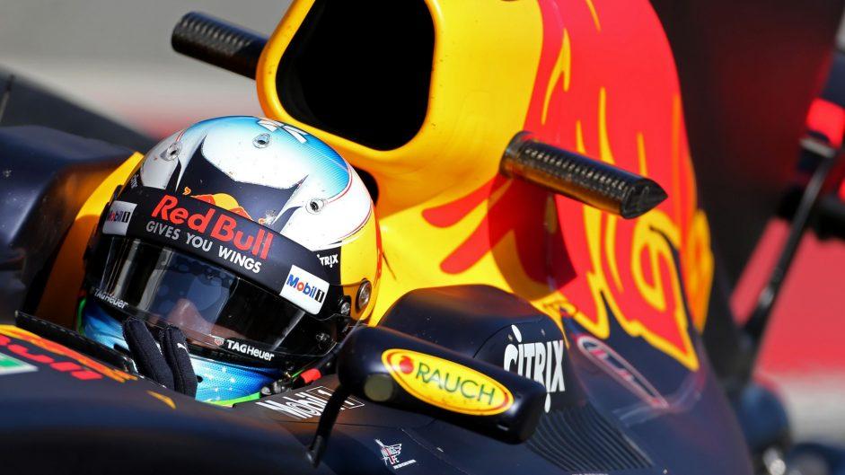 Ricciardo unsure Red Bull is at Mercedes and Ferrari's level