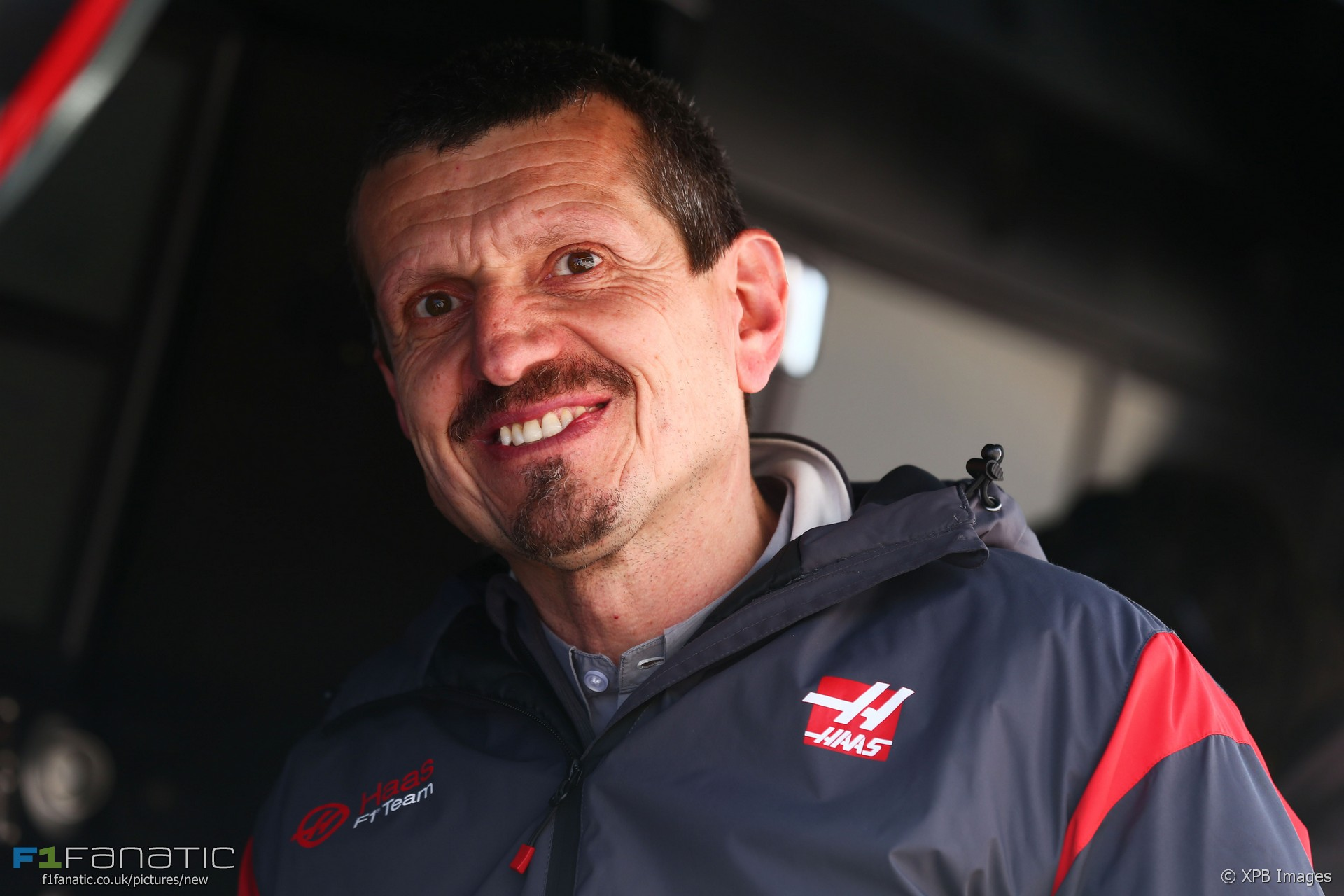 Guenther Steiner, Haas, Circuit de Catalunya, 2017