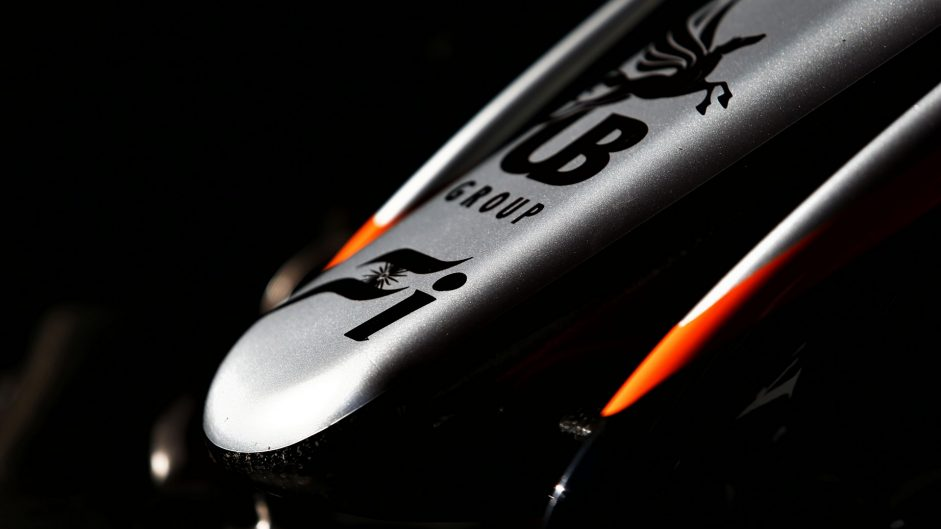 Force India, Circuit de Catalunya, 2017