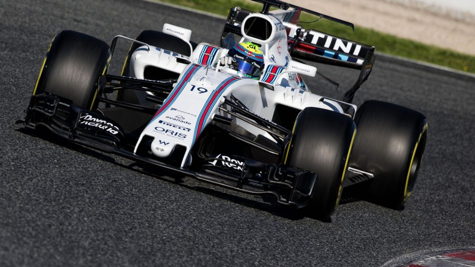 Massa fastest for Williams as testing resumes