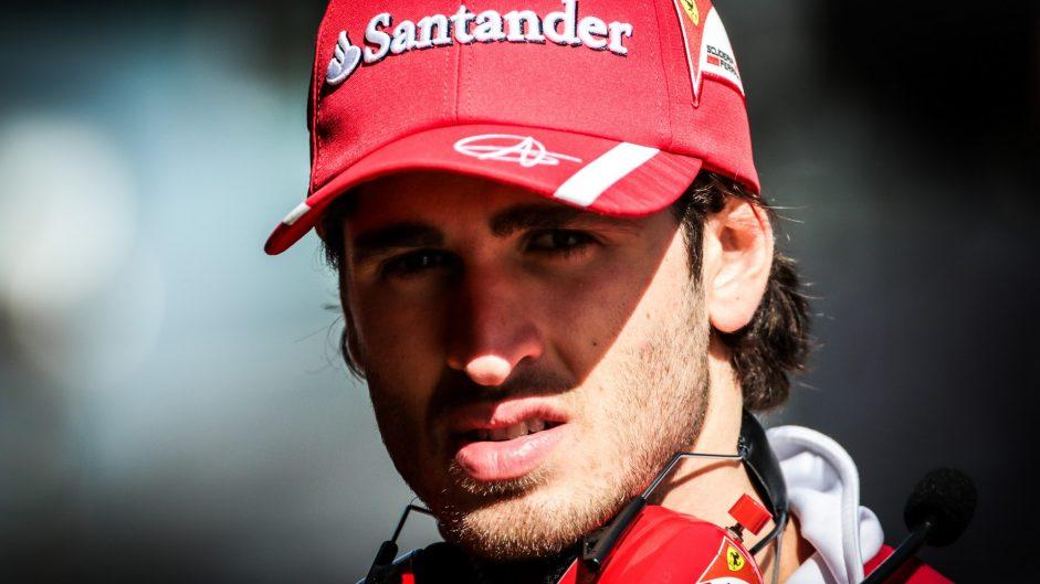 Antonio Giovinazzi, Ferrari, Circuit de Catalunya, 2017