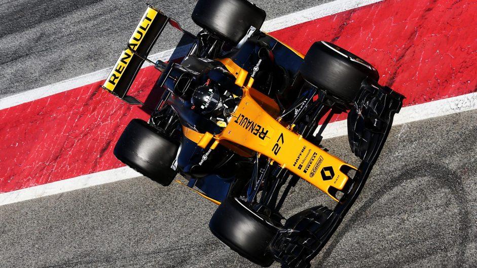 Hulkenberg bets his future on Renault delivering