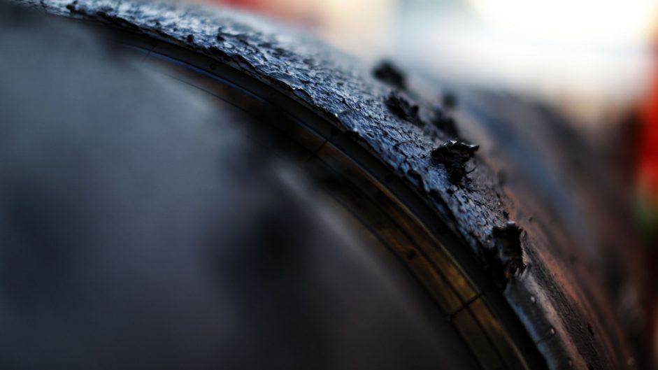 Tyre, Circuit de Catalunya, 2017