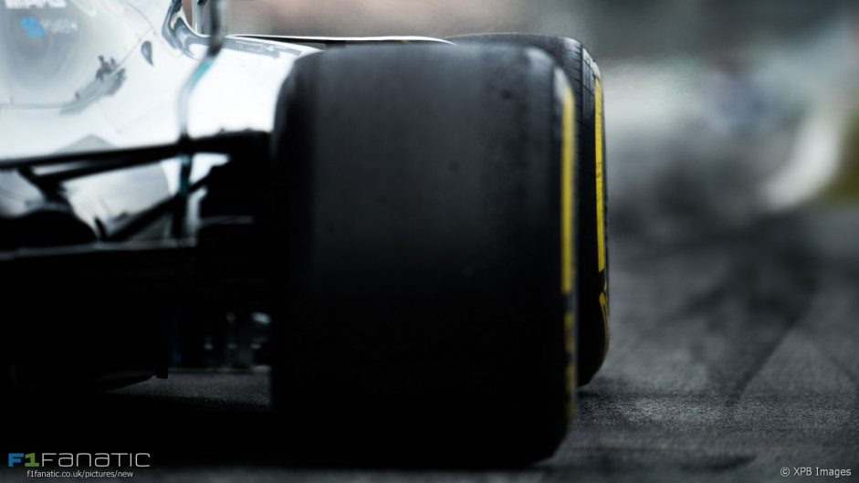 What they say about… F1's new, wider tyres