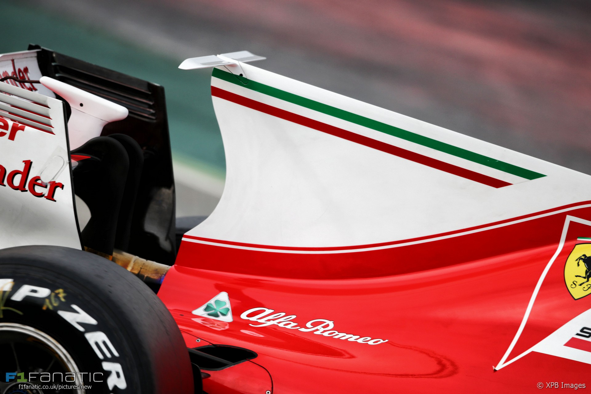 Ferrari SF70H, Circuit de Catalunya, 2017
