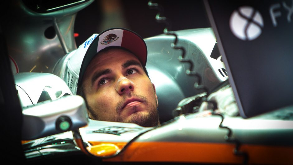 Perez 'told to lose 1.8 kilos before first race'