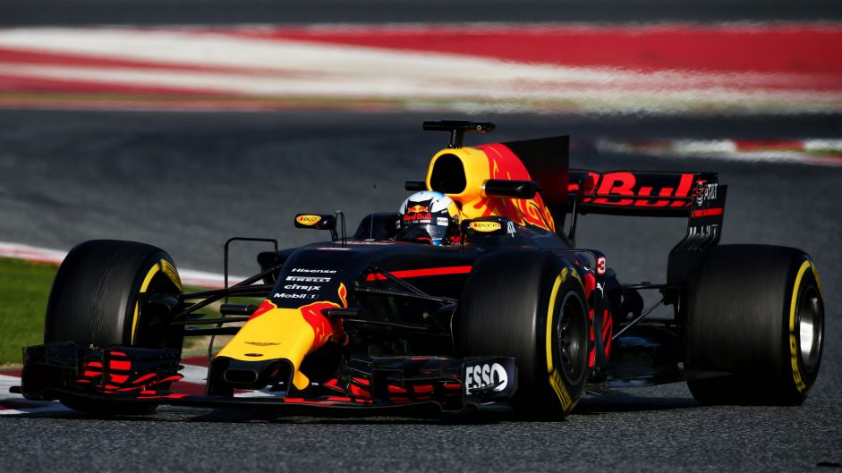 Red Bull to have chassis and engine upgrades at Melbourne
