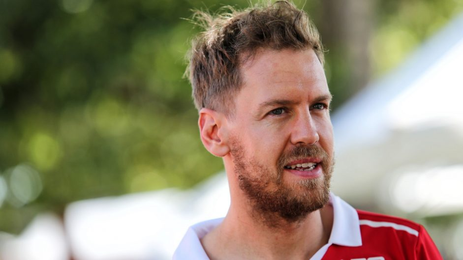 "Vettel against 25-race calendar: ""20 is enough"""