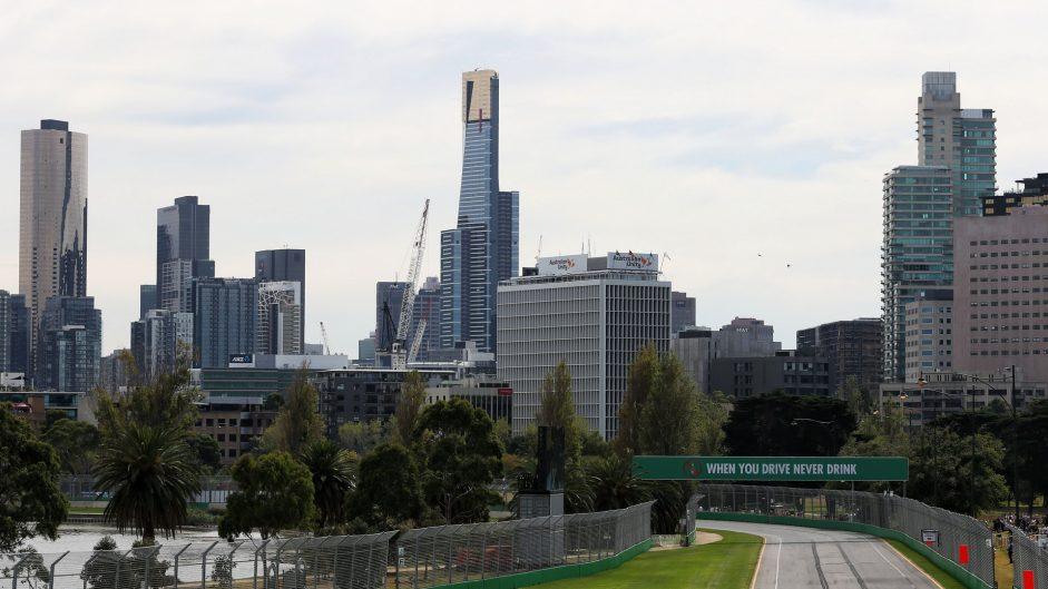 Pascal Wehrlein, Sauber, Albert Park, 2017
