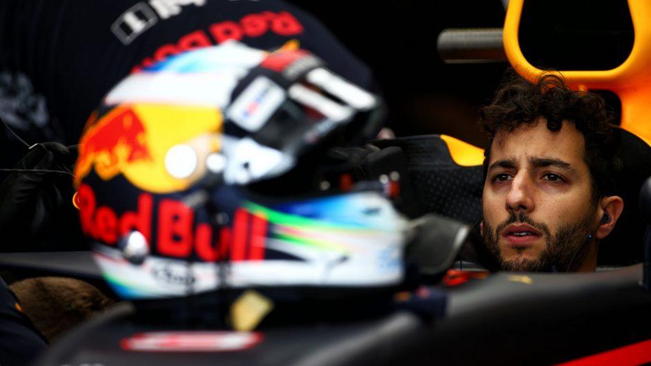Daniel Ricciardo, Red Bull, Albert Park, 2017