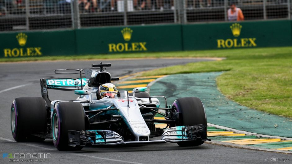Lap Time Watch: Should F1's new cars be quicker in Melbourne?