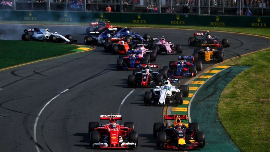 Vote for your 2017 Australian Grand Prix Driver of the Weekend