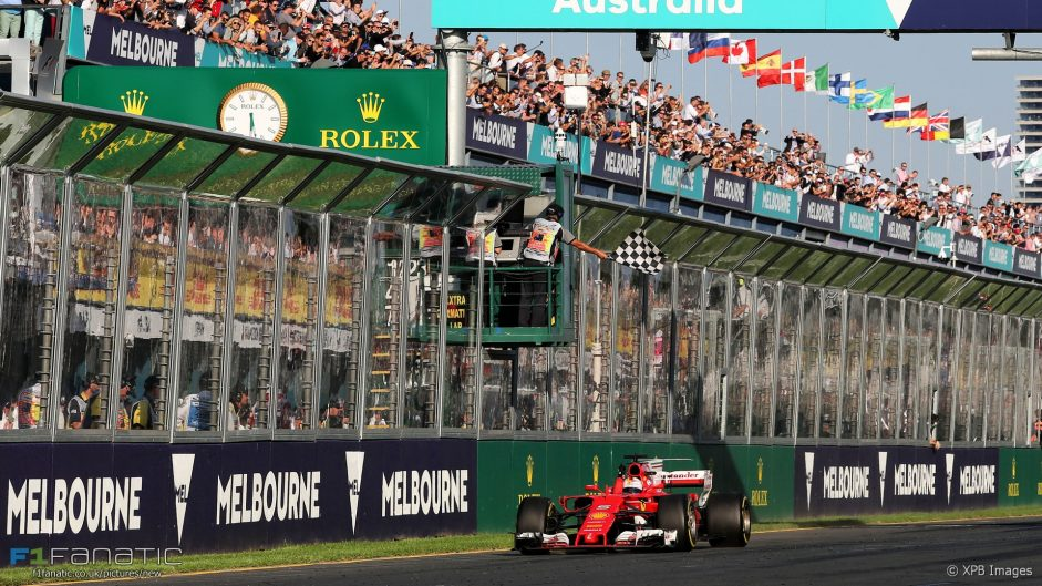 Faster cars lead to Melbourne's shortest ever grand prix