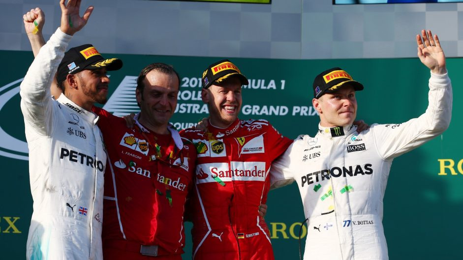 Arrivabene disappointed not to get both Ferraris on podium
