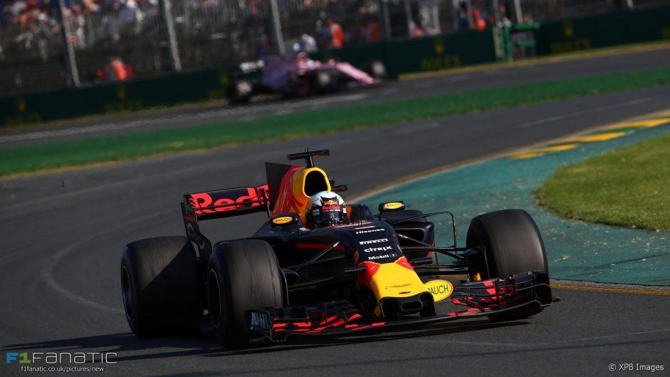 2017 Australian Grand Prix radio notes: Race