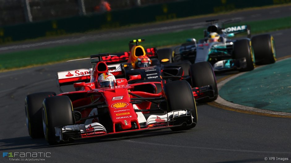 The 2018 F1 driver market: No big changes for the 'big three'?