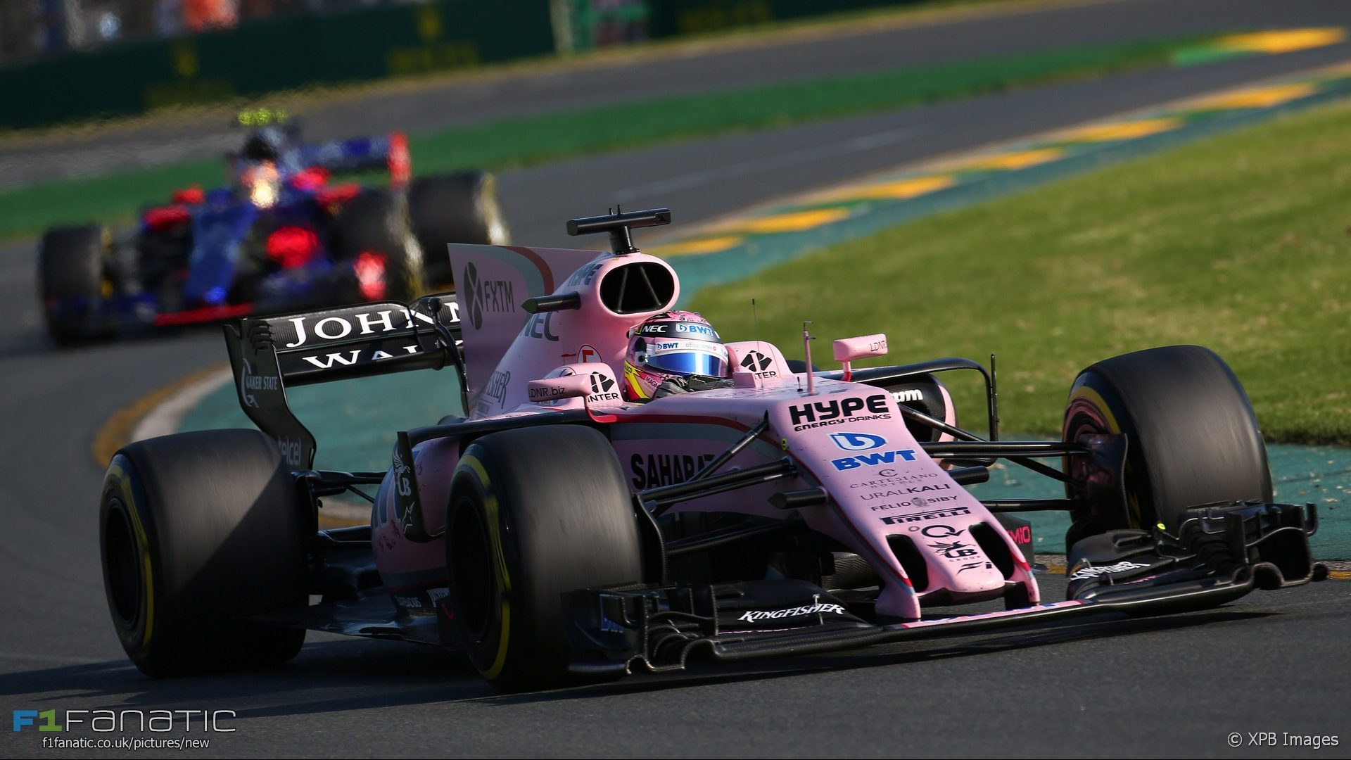 Perez Force India Beat Quicker Cars In Australia Fanatic