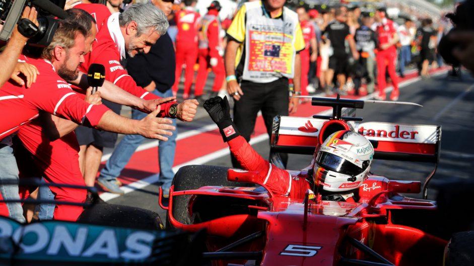 2017 Australian Grand Prix in pictures