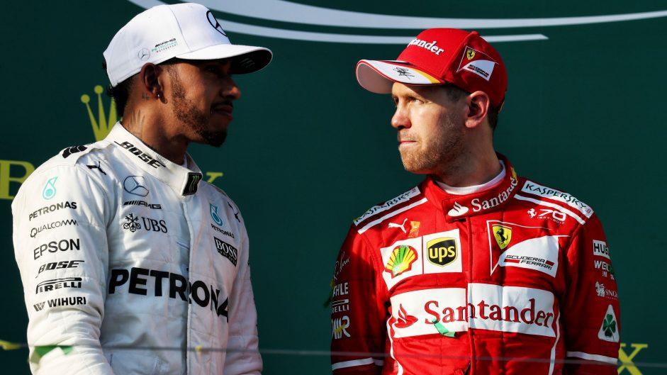 Ferrari renaissance sets up Vettel vs Hamilton title fight