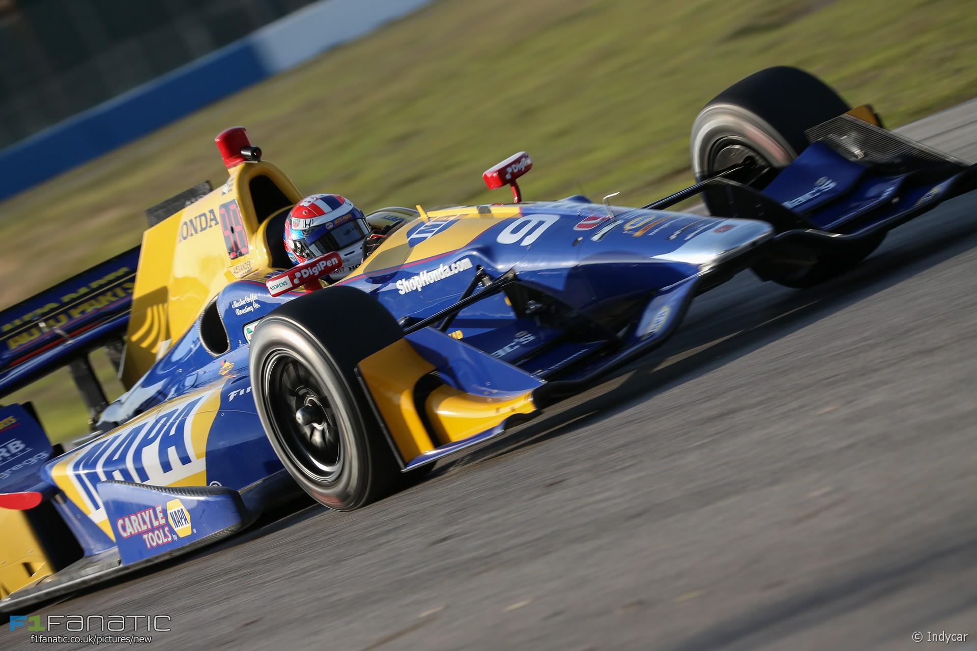 Alexander Rossi, Andretti-Herta, IndyCar, 2017