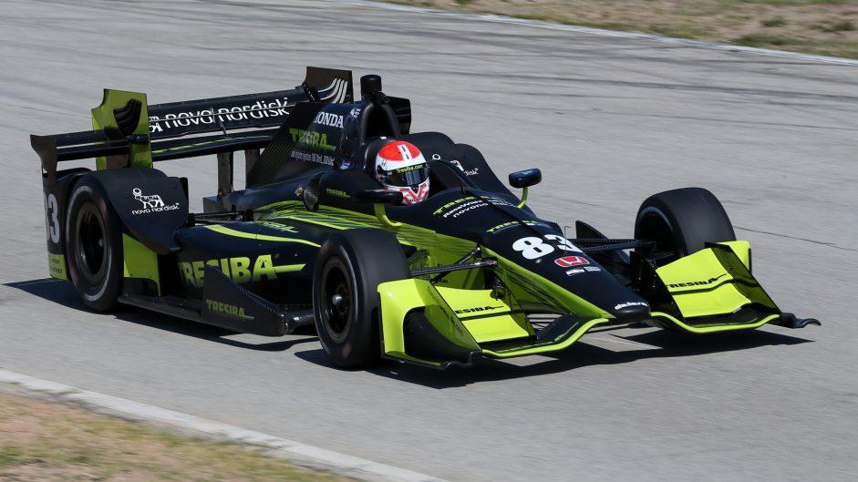 Charlie Kimball, Ganassi, IndyCar, 2017