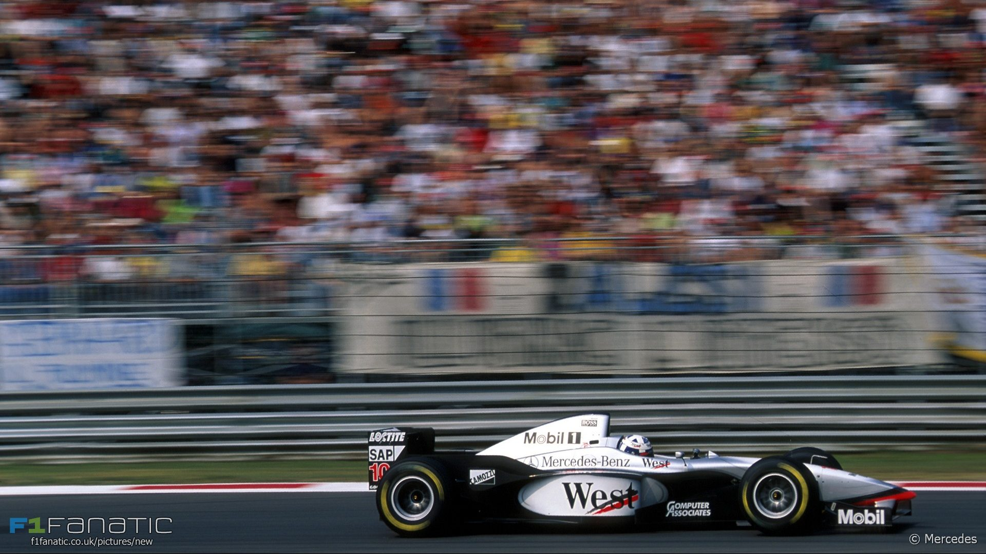 David Coulthard, McLaren-Monza, 1997