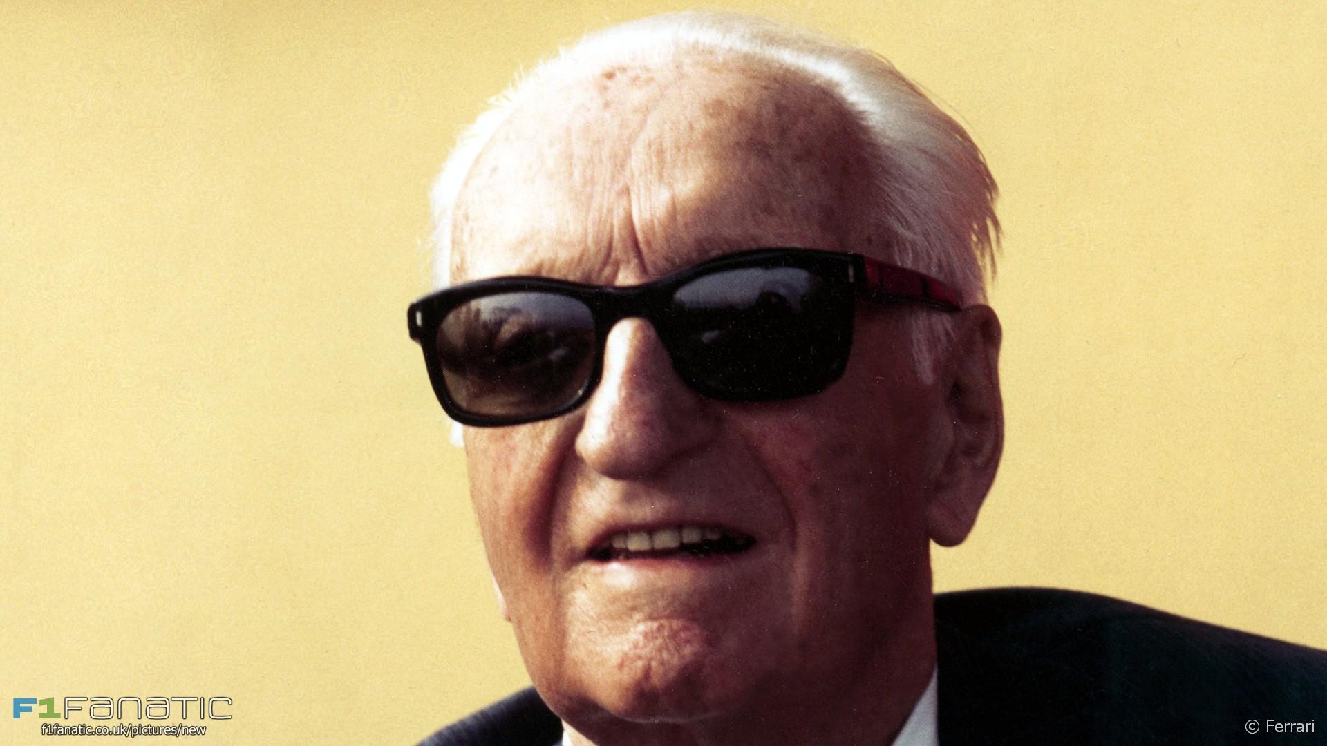 Enzo Ferrari, 1988
