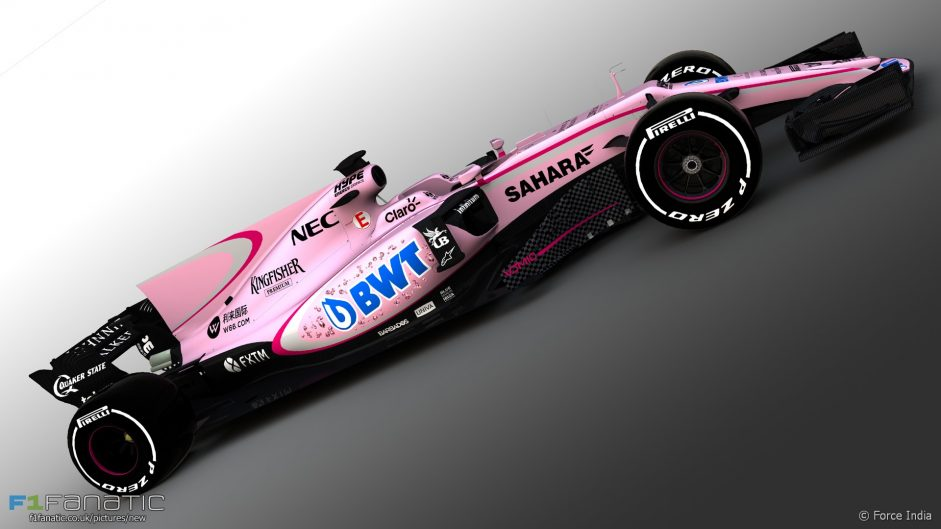 Can Force India become more than 'customer class champions'?