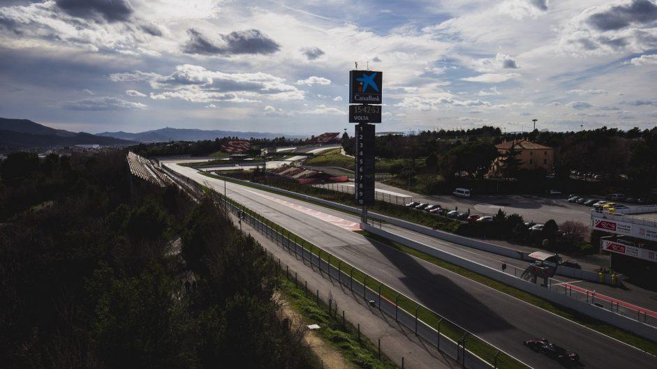 Haas, Circuit de Catalunya, 2017