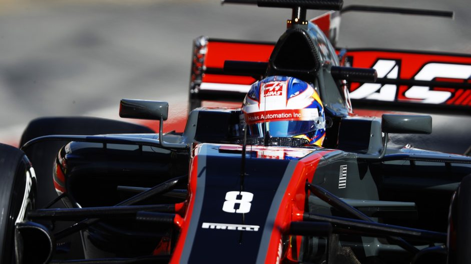 New cars not as tough to drive as feared – Grosjean