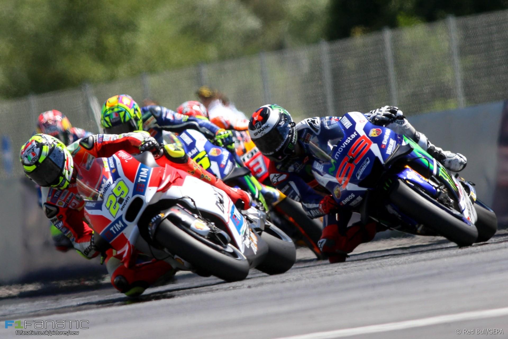 Andrea Iannone, Moto GP, Red Bull Ring, 2016