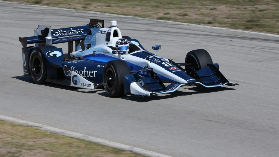 Max Chilton, Ganassi, IndyCar, 2017