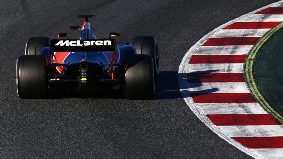 McLaren, Circuit de Catalunya, 2017