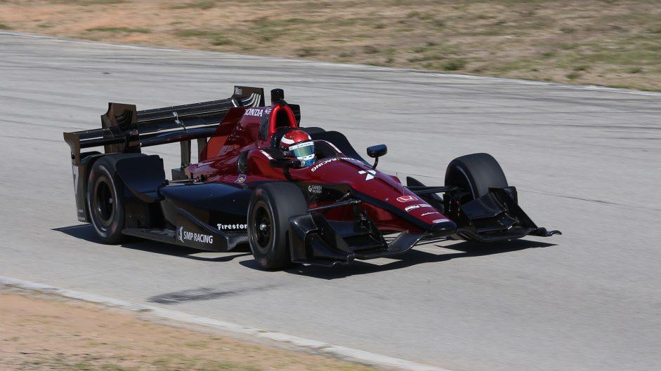 Mikhail Aleshin, Schmidt Peterson, IndyCar, 2017