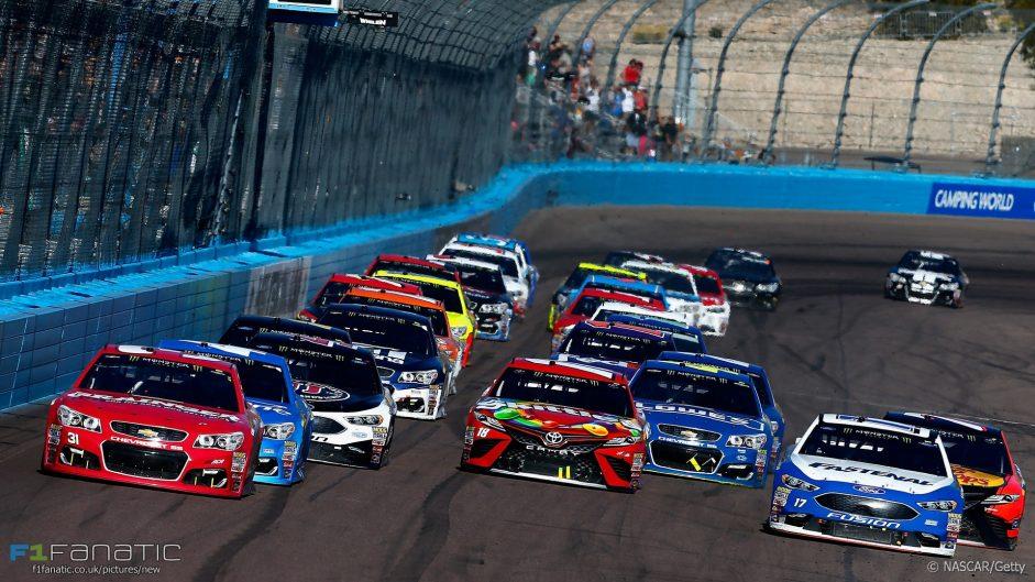 127-race win-less streak ends in NASCAR