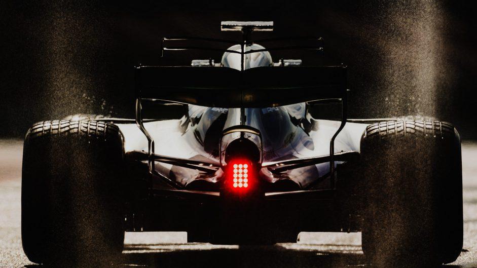 Mercedes, Circuit de Catalunya, 2017