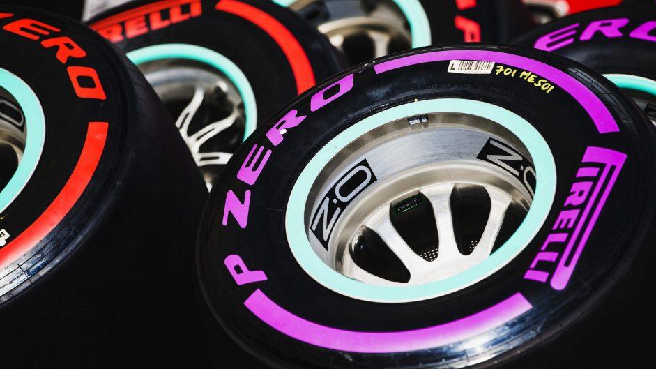 Tyres choices confirmed for Spain, Monaco, Canada and Azerbaijan