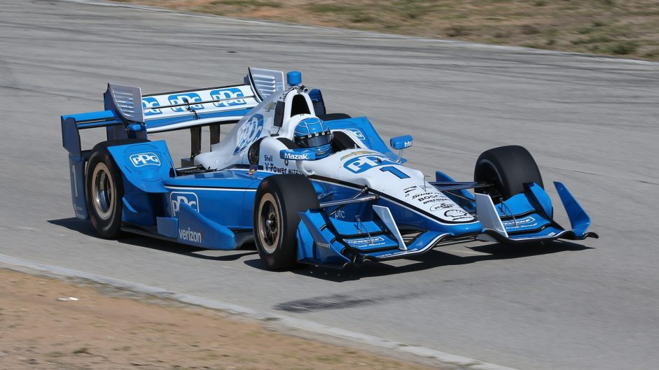 Simon Pagenaud, Penske, IndyCar, 2017