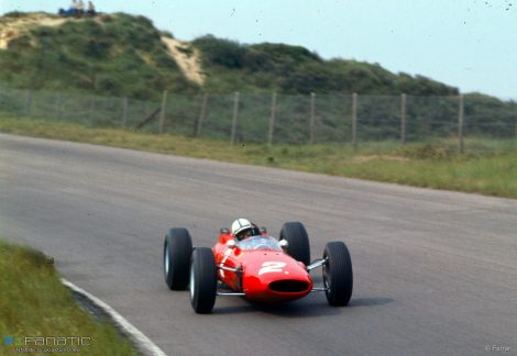John Surtees, Ferrari, 1964