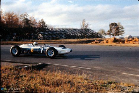 John Surtees, Ferrari, Watkins Glen, 1964