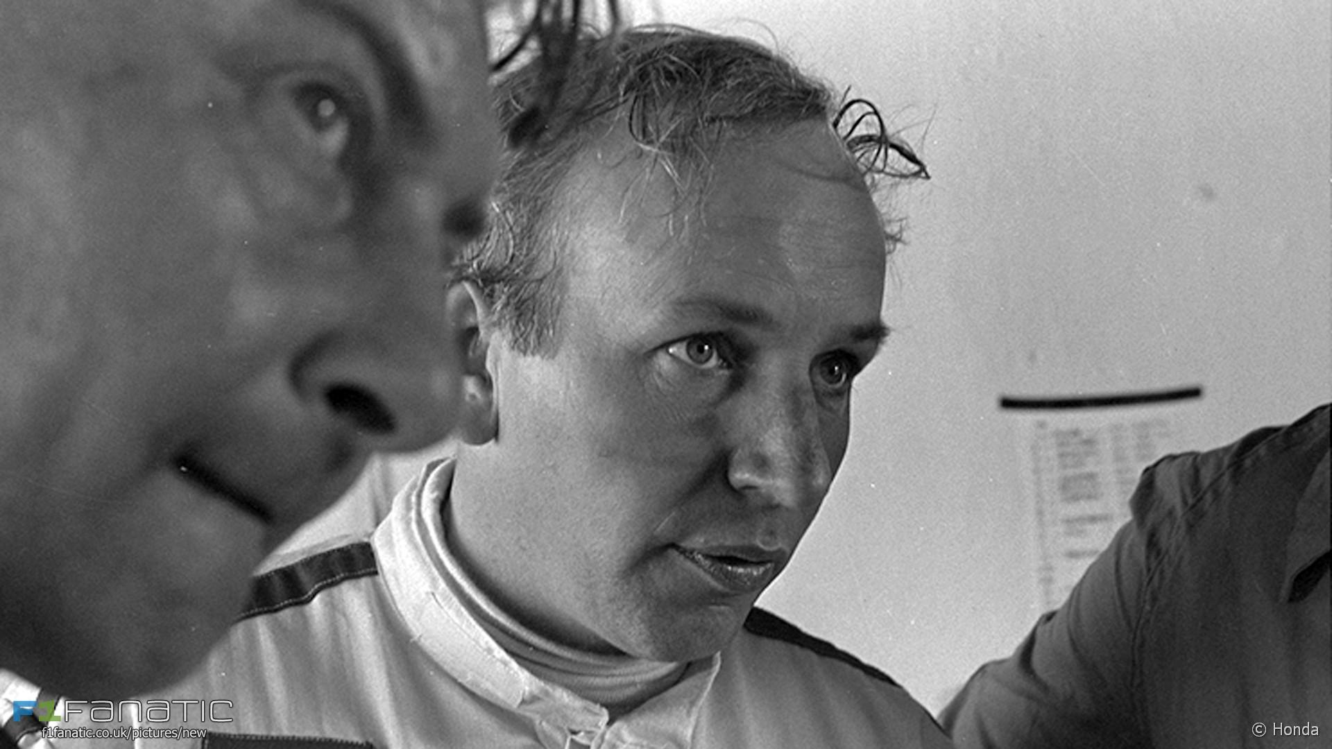 John Surtees, Honda, 1968
