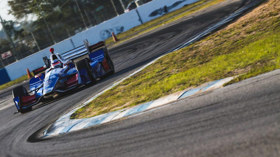 Takuma Sato, Andretti, IndyCar, 2017