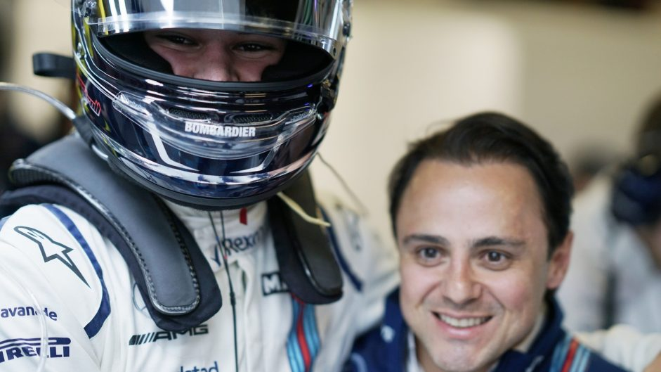 "Williams ""couldn't afford"" to keep Massa instead of Stroll"
