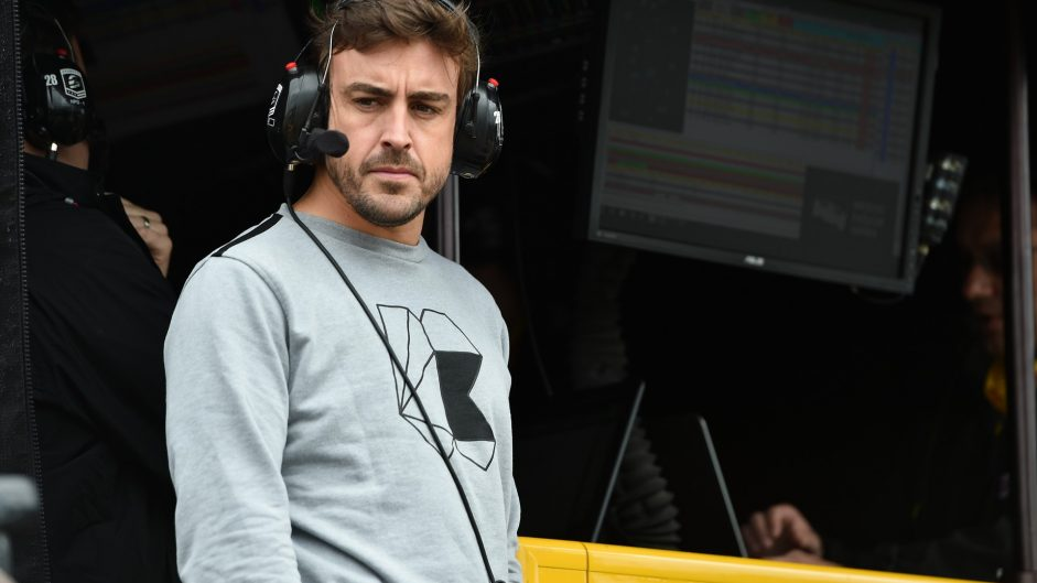 Alonso says he doesn't regret Ferrari exit