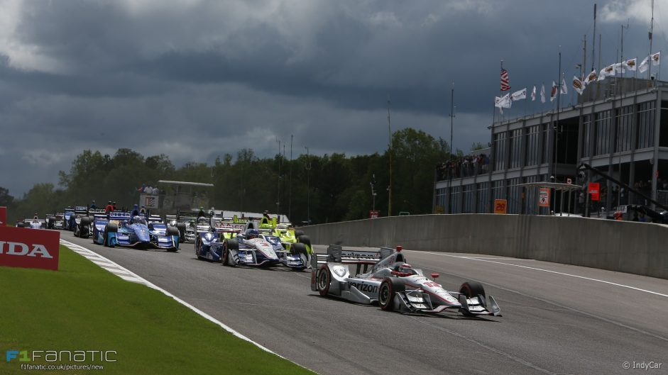 Breakthrough victory in lively IndyCar round