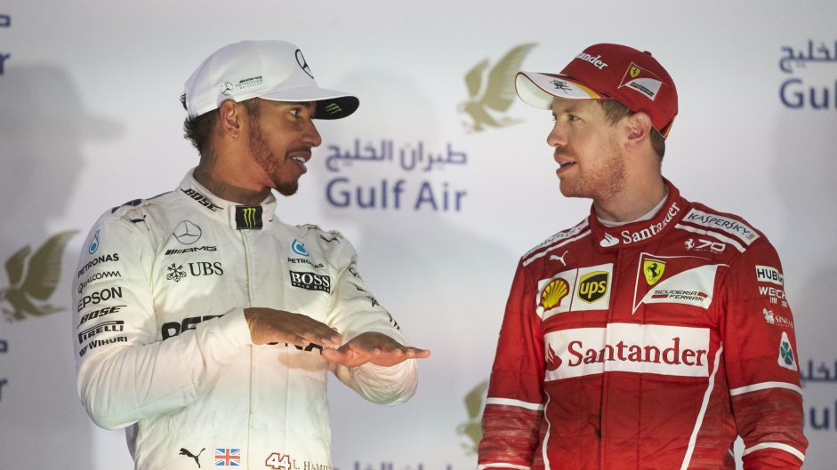 Caption Competition 127: Hamilton and Vettel