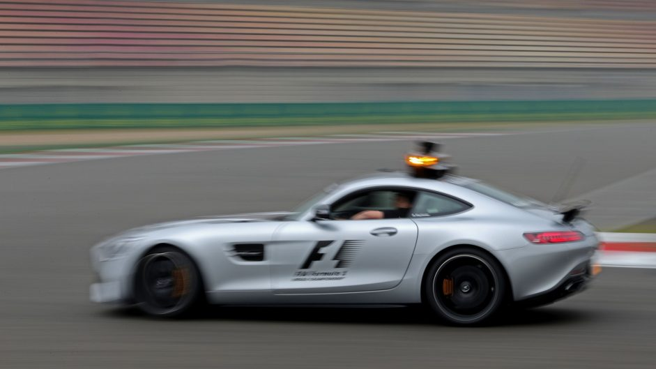 Safety Car, Shanghai International Circuit, 2017
