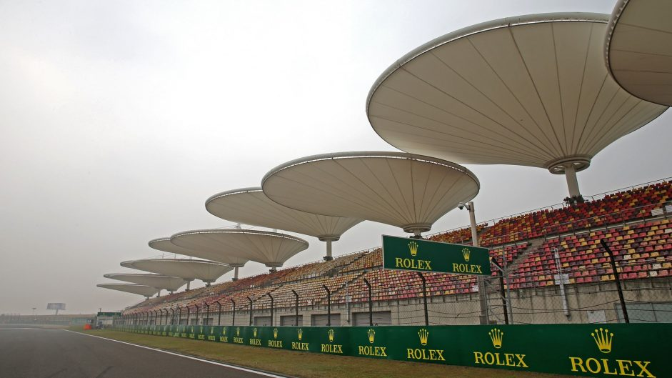 Shanghai International Circuit, 2017