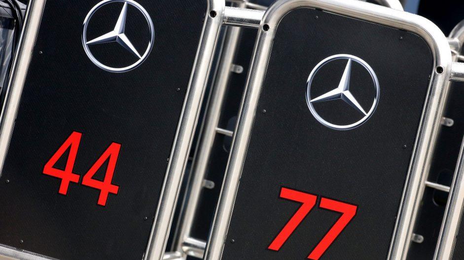 Mercedes, Shanghai International Circuit, 2017