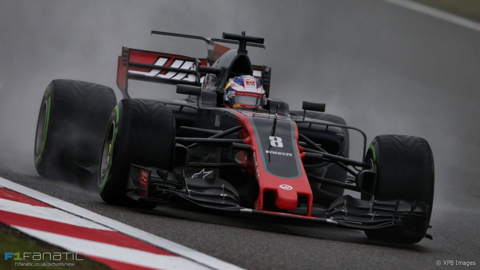 "Wet weather tyre degradation will be ""huge"" in Chinese GP"